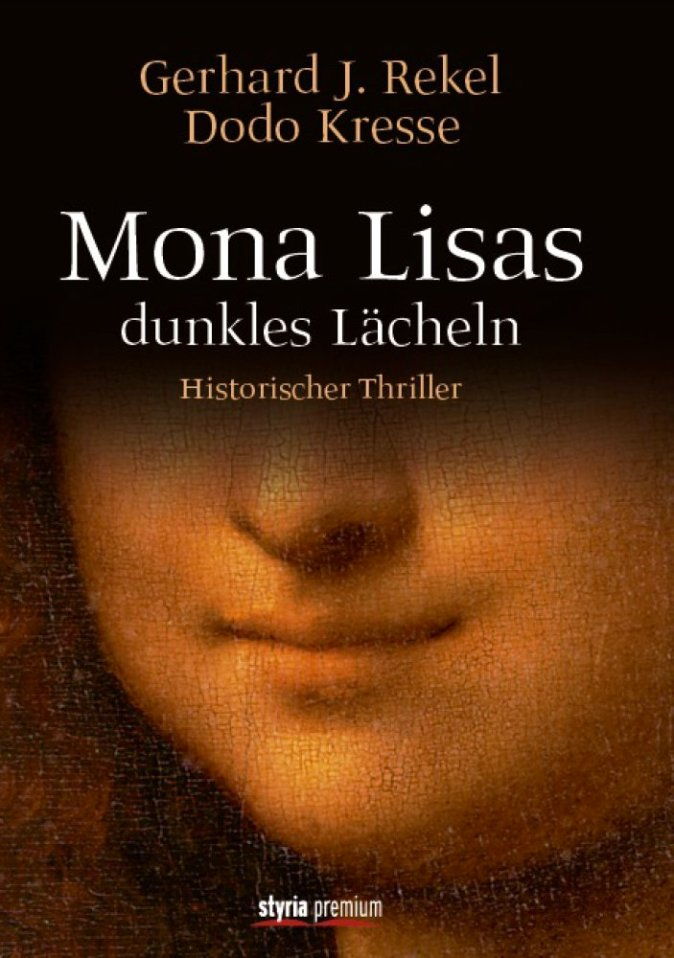 mona lisa cover